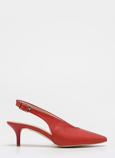 D by Divarese Klasik Ayakkabı Kırmızı